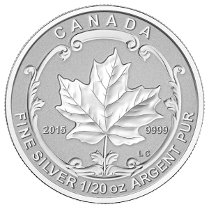 liść srebrny